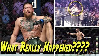(BRAWL) Investigation What REALLY Happened Conor McGregor Khabib Post-Fight BRAWL UFC 229