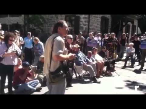 Occupy Peace Rally