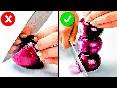 33 SUPER HELPFUL KITCHEN HACKS THAT WILL SAVE YOUR TIME