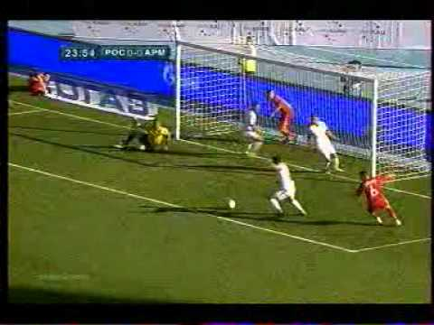 Россия 0:1 Армения