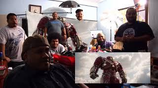 Marvel's AVENGERS: INFINITY WAR TRAILER 2 (Palauan Reaction)