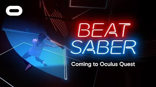 Beat Saber | Announce Trailer | Oculus Quest