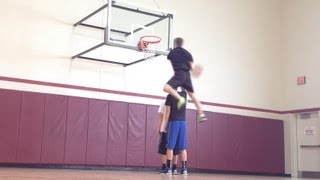 CRAZY DUNKS :: 6