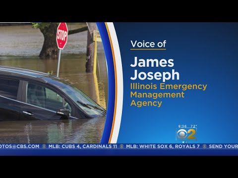 Illinois Emergency Management Agency Shares Flood Tips