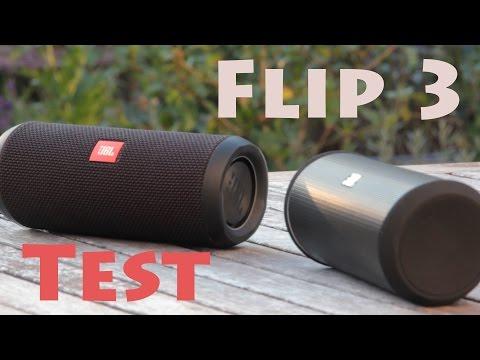 JBL Flip 3 vs JBL Flip 2 - review with sound comparision  [English Subtitles [HD] ]