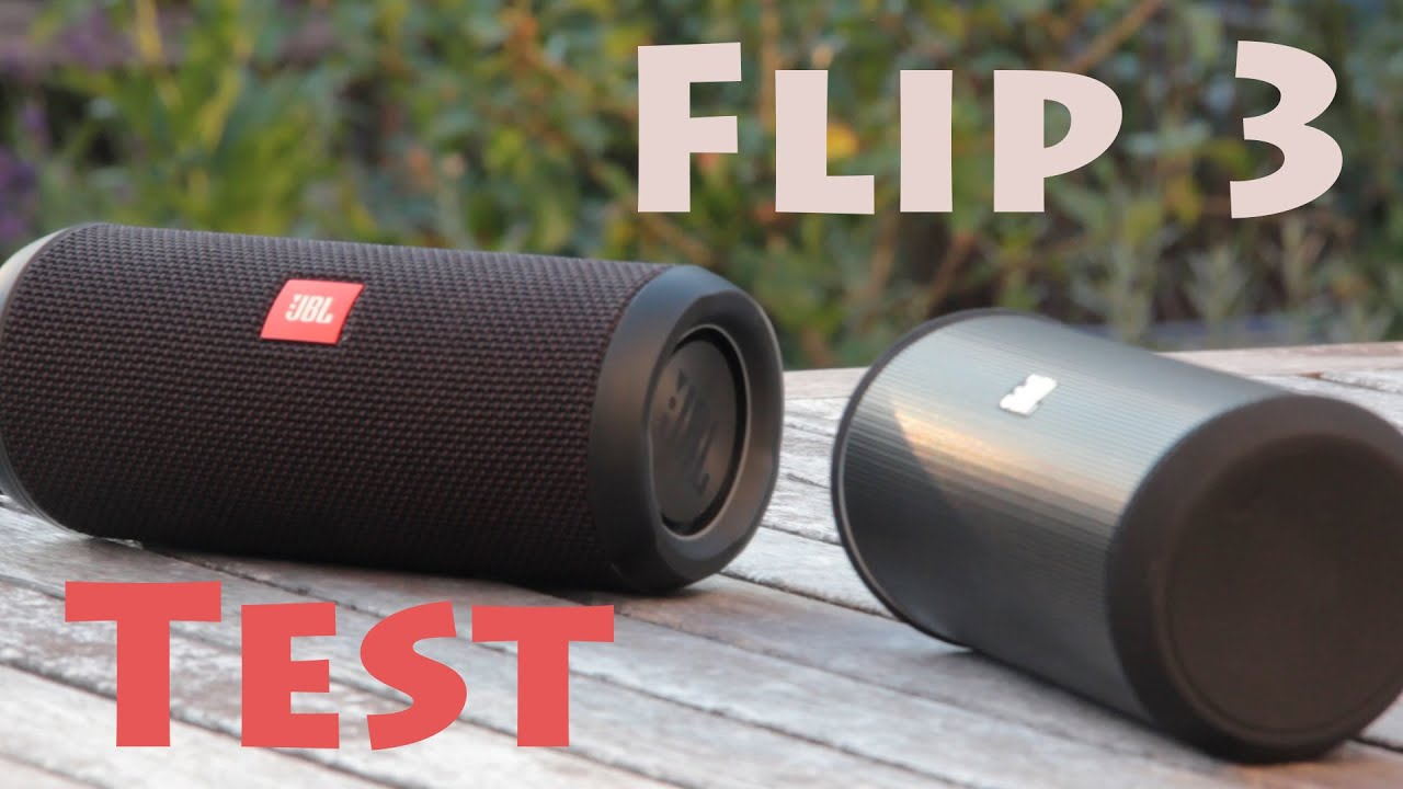 JBL Flip 2 Review - YouTube