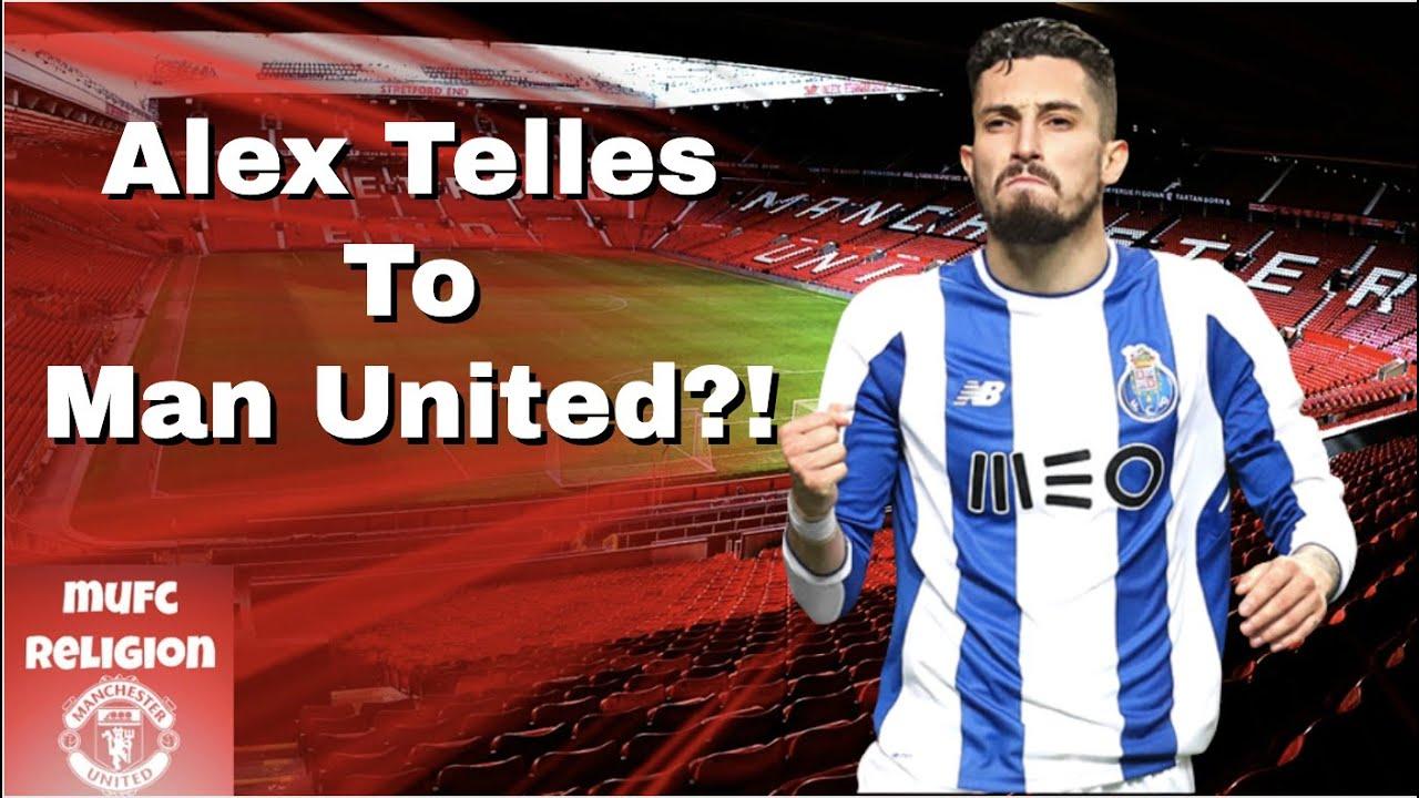 ALEX TELLES TO MANCHESTER UNITED?!