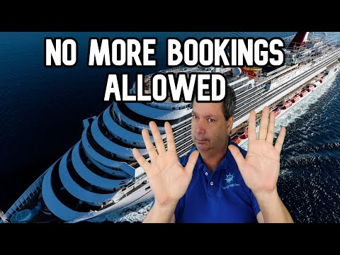 Carnival Stops Selling Cruise For Summer - Cruise Ship News