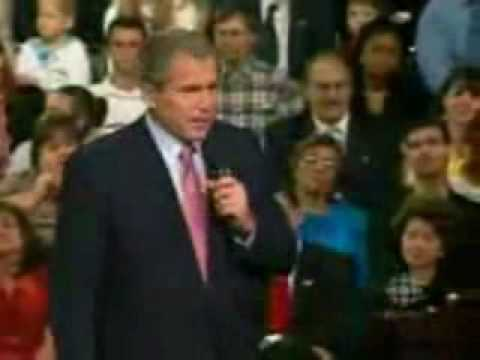 On 911, Bush watched the first plane impact