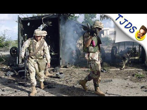 US Now B-O-M-B-I-N-G Somalia, Guess Why?