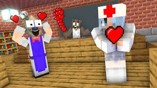 Monster School : Valentine's Day ALL EPISODE  - Minecraft Animation