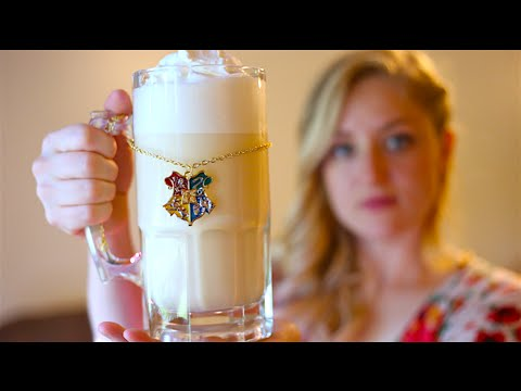 How to make Butterbeer SUPER EASY - Harry Potter Treat Idea!