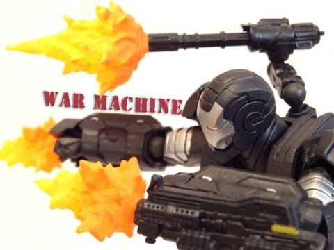 Kaiyodo Revoltech War Machine