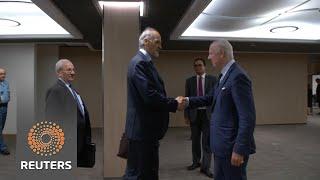 Syria peace talks resume in Geneva