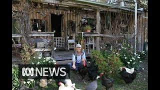 Living off the grid in Australia