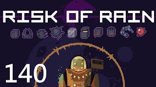 Risk of Rain 140: Missile Masocore