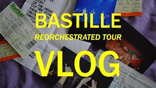 Bastille ReOrchestrated Tour Vlog (Manchester, Sheffield & London) Mp3
