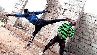 Kwa ngumi hizi ni zaidi ya action bongo movie