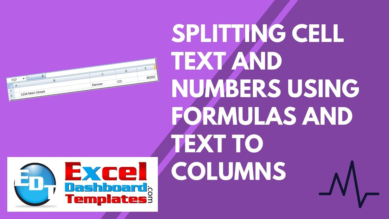 The Best Way to Separate Address Text to Multiple Columns
