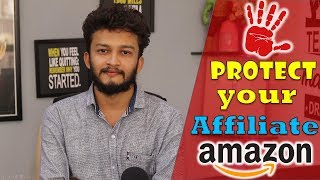 {HINDI} Protect your affiliate account from closure || Amazon affiliate program suspended India