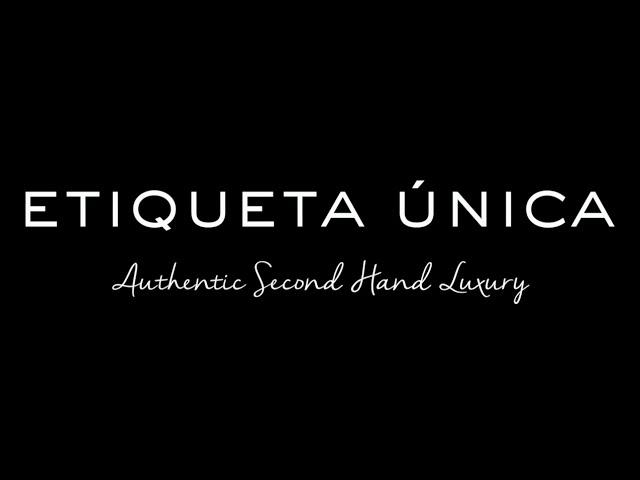 Etiqueta Única - Vídeo Institucional da Plataforma de Luxo