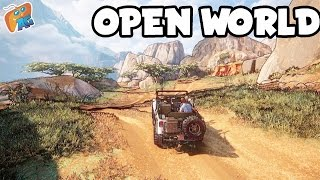 Top 10 Open World Games for Android/IOS [AndroGaming]