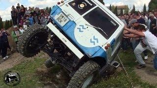 Trial de Chilluévar 2012 (Nissan Patrol GR Duke - zona 4)