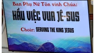 Ban Phụ Nữ HTTL Sài Gòn  - Ngày Phụ Nữ Tin Lành 12 - 3 - 2017 tại Hội Thánh TL Sài Gòn
