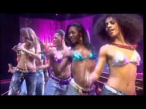 Rihanna -  Pon de Replay Live at Smash Hit Awards 2005
