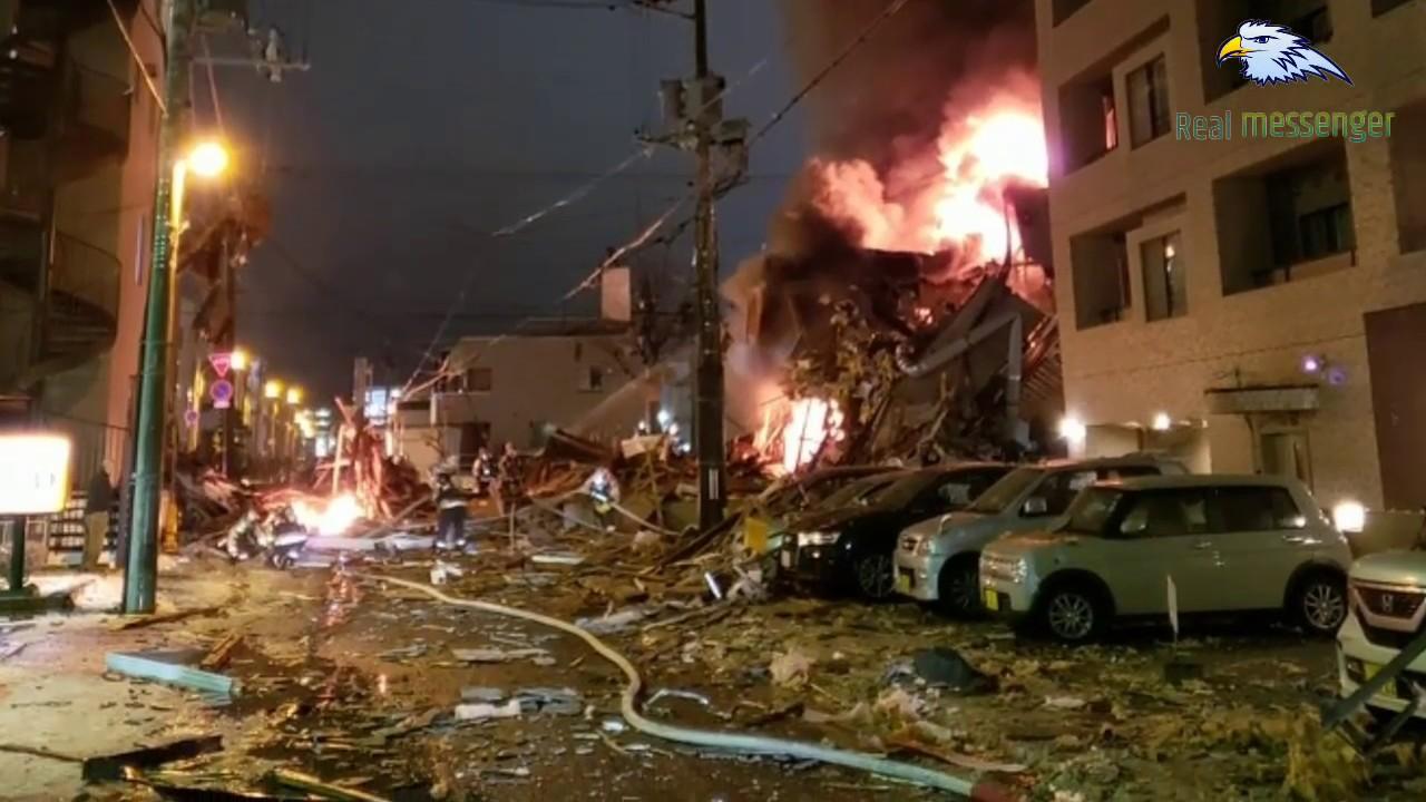 f6027c5d6 Mohutný výbuch v japonskej reštaurácii zrejme spôsobil plyn | TVnoviny.sk