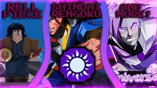 SHINDO ANNIVERSARY! How To Get SHINDAI RENGOKU \u0026 Showcase, RELL Piece Sneak Peek, Shindo Life Update
