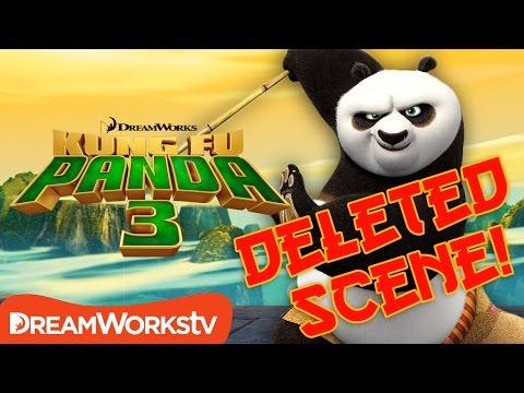 [DELETED SCENE] Dirty Laundry | KUNG FU PANDA 3