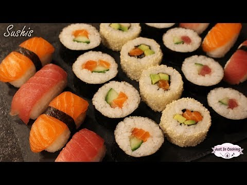 recette-de-sushis-:-makis,-nigiris-et-californian-rolls