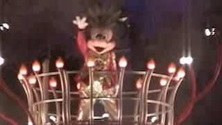 ディズニーランド「ブレイジング・リズム New Year 2005」ミッキーエリア
