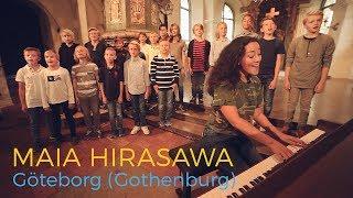 Maia Hirasawa - Göteborg (Gothenburg) Acoustic session by ILOVESWEDEN.NET