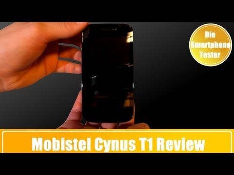 Mobistel Cynus T1 Unboxing/Review [HQ|HD]