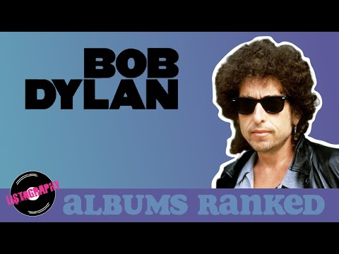 Bob Dylan Albums Ranked From Worst to Best (Including Rough and Rowdy Ways)
