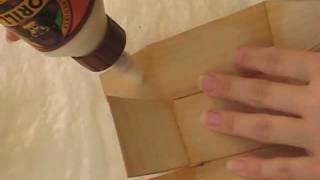 Handmade Wooden Baking Dish