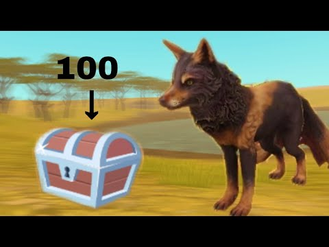 100 сундуков с кофеёчком/МИСТИКА?!????/WildCraft