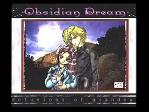 Obsidian Dream Chronicles of the Rose