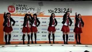10月24日北海道・東北B-1グランプリin横手のステージイベントです。 2曲...