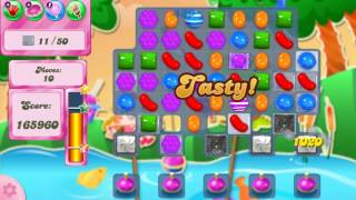 Candy Crush Saga LEVEL 2411 NO BOOSTERS (19 moves)