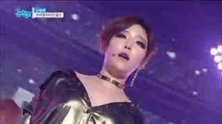 【TVPP】 Brown Eyed Girls - Brave New World,  브라운 아이드 걸스 - 신세계 @Show Music Core Live