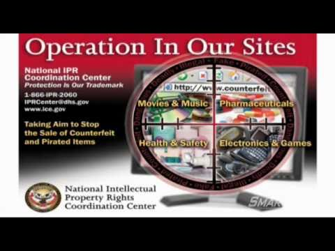 82 Counterfeit Websites Shut Down on Cyber Monday