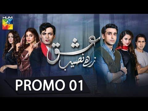 Ishq Zahe Naseeb | Promo 01 | HUM TV | Drama