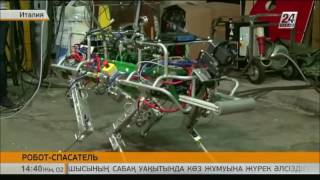 В Италии сконструировали робота-спасателя