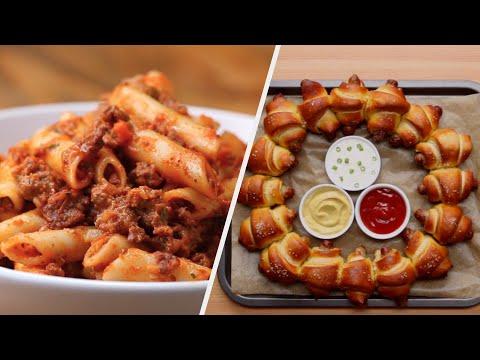 4 Yummy Sausage Dishes •Tasty