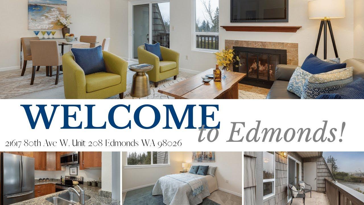 21617 80th Ave W #208 Edmonds WA 98026 | MLS# 1713737 | BrennerHill