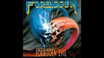 Forbidden - Through The Eyes of Glass HD