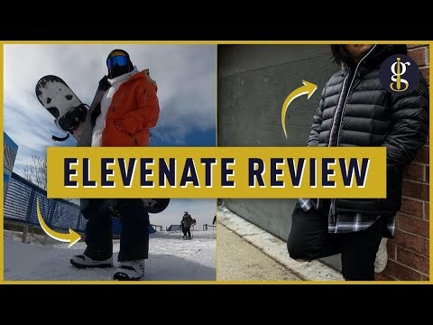 ELEVENATE REVIEW | Premium Ski Apparel Field Tested (How Does it Perform?)